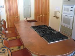 Copper Kitchen Countertops Custom Countertops Island Tops U0026 Bar Tops Frigo Design