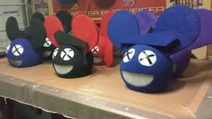 halloween costumes led lights my deadmau5 head build whats your costume page 3 head costume