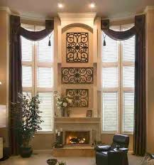 Large Window Curtain Ideas Designs Astonishing Window Treatments For Large Windows In Living Rooms