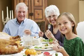 Family At Thanksgiving Dinner Thanksgiving Dinner Mistakes To Avoid Dinner Fairfield