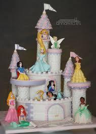 Disney Princess Castle Cakecentral Com