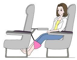 Amazon Travel Accessories Amazon Com Smarttravel Portable Travel Footrest For Airplane