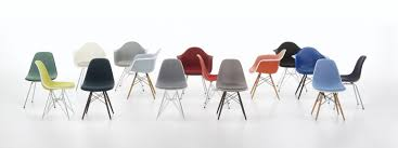 eames plastic side chair dsx chair vitra