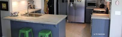 concrete countertop forms mix and supplies diy concrete countertops