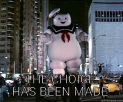 Stay Puft Marshmallow Man Meme - stay puft marshmallow man quickmeme