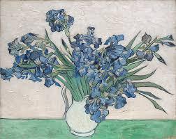 Met Museum Floor Plan by Van Gogh Irises And Roses The Metropolitan Museum Of Art