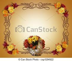 thanksgiving autumn fall background image and illustration clip