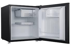 galanz 1 7 cu ft one door refrigerator black walmart com