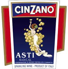 cinzano asti sweet asti sparkling wine