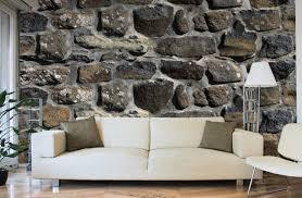 deco mur pierre mur de salon en pierre plaquette de parement en pierre