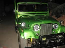 jeep kaiser cj5 a cj5 for bangalore is this a good buy team bhp