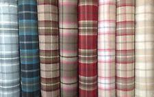 Red Drapery Fabric Tartan Curtain Fabric Ebay