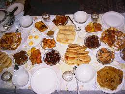 cuisine du ramadan file traditional ramadan meal jpg wikimedia commons