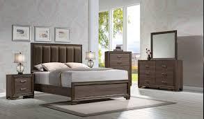 Cyrille 4pc Queen Bedroom Set 25840q