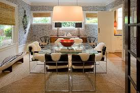 Wallpaper For Dining Room by Awesome Wallpaper For Dining Rooms Photos Home Design Ideas
