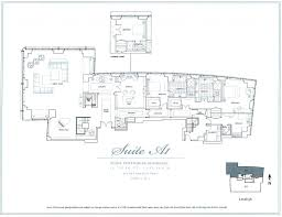 trumps penthouse trump floorplans