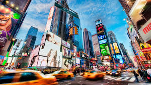 New Wallpaper by Times Square New York Hd Desktop Wallpaper Widescreen High