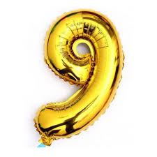 balloon decorations mylar number letter gold 40 9 mylar number letter balloons birthday big balloon