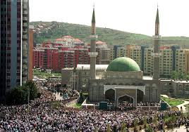 is saudi funded mosque in sarajevo threat to bosnia u0027s moderate