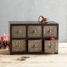 handmade metal u0026 wood jewelry box robert redford u0027s sundance catalog