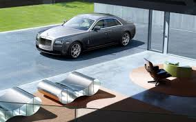 roll royce panda quality rolls royce ghost widescreen wallpapers