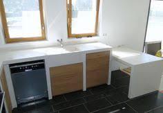 realiser une cuisine en siporex créer un meuble de cuisine en carreaux de plâtre cuisine