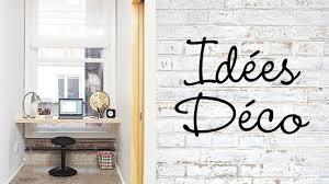 idee de bureau petit espace de bureau 10 idées déco les idées de ma maison