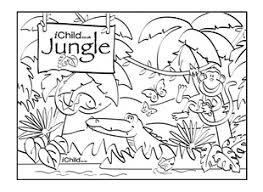 preschool jungle coloring pages 11 images of jungle scene coloring pages realistic jungle habitat