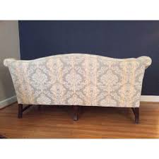 Chippendale Camelback Sofa Slipcovers Chippendale Camelback Sofa Chairish