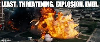 Explosion Meme - godzilla you re gonna need a bigger blog