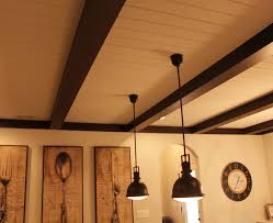 tongue u0026 groove ceilings with painted 6x6 wood beams harris