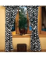 it u0027s on special deals on zebra print curtains