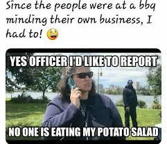 Black And White Memes - white woman calling 911 on black people meme