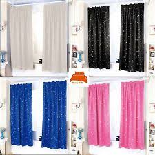Blockout Curtains For Kids Childrens Bedroom Curtains Ebay