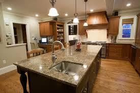 island counter kitchen