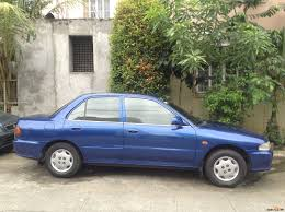 mitsubishi lancer 1993 car for sale rizal tsikot com 1