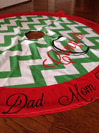 personalized tree skirt personalized christmas tree skirts wlrtradio