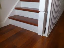 How To Replace Laminate Flooring Flooring Laminate Stair Treads How To Install Hardwood Stairs