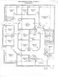 1958 aberdeen ct condo 2 floor plan labeled u2013 hoffman realty