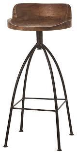 iron bar stools iron counter stools impressive missoula industrial loft antique wood iron swivel counter