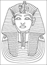 ancient egypt art for fabulous egyptian mummy coloring pages