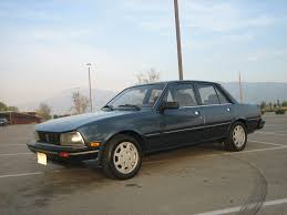peugeot 505 pushgo 1986 peugeot 505 specs photos modification info at cardomain