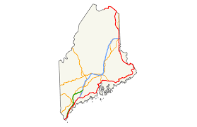 Maps Portland Maine by U S Route 1 In Maine Wikipedia