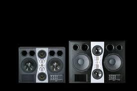 Stencil Giganti by Adam Audio High Precision Studio Monitors From Berlin Germany