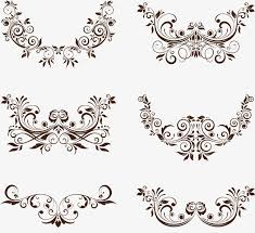 floral ornament vector vector creative flower decorative
