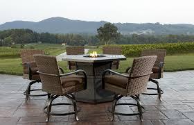 Agio Firepit Pit Patio Table Set Inspirational Agio International Corseca