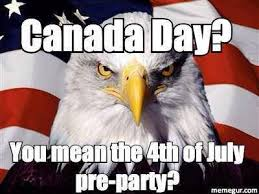 Canada Day Meme - a friend of mine sent me this today in regards to canada day meme guy