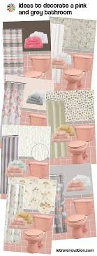 retro pink bathroom ideas best 25 pink bathroom decor ideas on bathroom