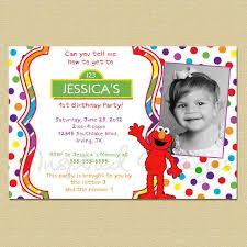 1st birthday invitations uk tags elmo 1st birthday invitations