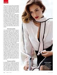 Magazine Vanity Fair Jessica Alba In Vanity Fair Magazine Italy March 2016 Issue